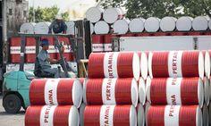 السعودية تشترط تثبيت إنتاج إيران قبل خفض إنتاج النفط - الاقتصادية
