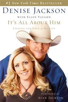 Editor's note: In her new memoir, It's All About Him: Finding the Love of My Life, Denise Jackson emphasizes the importance of her faith as she recounts the highs and lows of her marriage to country superstar Alan Jackson, whom she wed at age 19 Country Music Artists, Country Music Stars, Country Singers, Jackson Life, Allan Jackson, Jackson Family, Jackson Music, Musica Country, Marrying Young