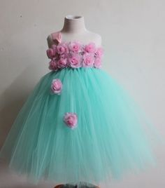 Little Princess Tutu Party Dress