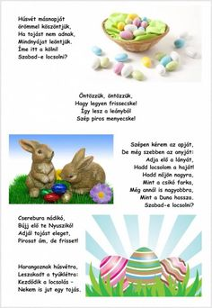 Happy Easter, Dog Food Recipes, Poems, Spring, Easter Activities, Happy Easter Day, Poetry, Dog Recipes, Verses