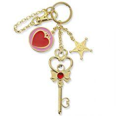 Sailor Moon Bag charm TypeB Key chain Bandai