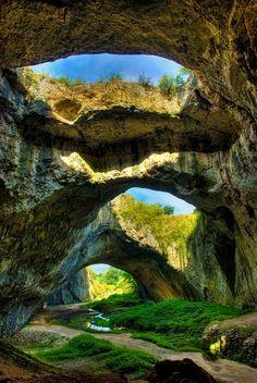 Devetáshka Cave, Lovech Bulgaria