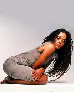 Celeb Fitness: Get Toned Like Lisa Bonet! Lisa Bonet, Zoe Kravitz, Beautiful Black Women, Beautiful People, Vintage Black Glamour, Black Girl Aesthetic, Woman Crush, Twists, Dreads