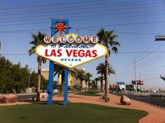 Entering Las Vegas