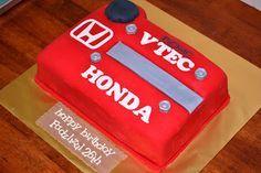 honda engine cake - Google Search