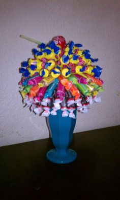 Fun Candy Sundae Bouquet