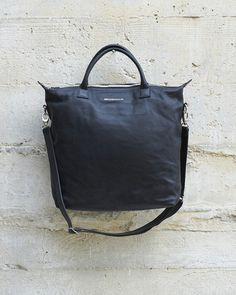 Leather Tote by Want Les Essentiels de la Vie #Tote #Want