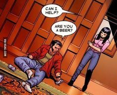Are you beer?