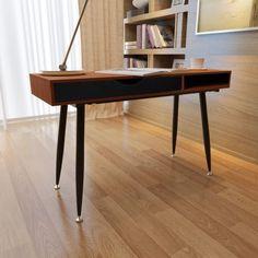 buy this desk - £46.99 - 110 x 55 x 76 cm (L x W x H)