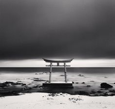 TORII GATE, SHOSANBETSU, HOKKAIDO, JAPAN, 2004   Beetles & Huxley