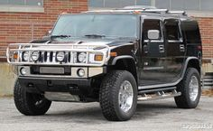 2004 Hummer H2 Sport Utility Vehicle