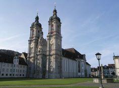 Kathedraal Sankt Gallen, Zwitserland