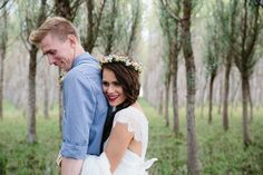 Sarah & Henry's Romantic Country Wedding