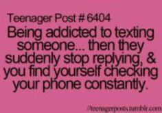 Just #texting