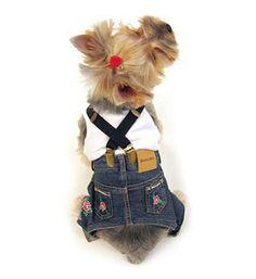 Patrones de pantalones para perro | Patrones de ropa para perros
