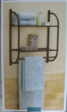 Lovely Threshold Bathroom Shelf