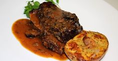 GRoast pork cheeks - altes de porc rostides - La cuina de sempre