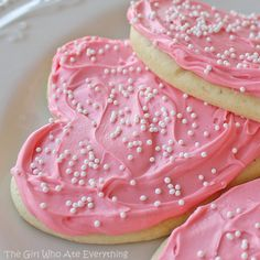 Sugar Cookies for the umpteenth time…finally got it right | The Girl Who Ate Everything