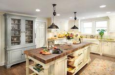 10 Ideas para hacer tu Cocina más Práctica   Decorar tu casa es facilisimo.com