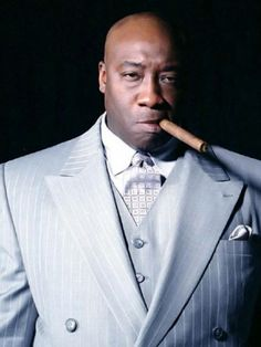 Wilson Fisk [a.k.a. Kingpin] (from Daredevil, 2003). Portrayed by Michael Clarke Duncan