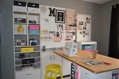Maria's Craft Room AFTER 2