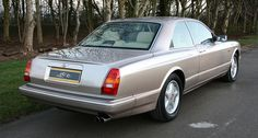 In 1992, one year after the model's introduction at the Geneva show, a new Bentley Continental R cost £168,294. That's about 10 per cent more than Bentley's current Continental GT, but a very sizeable investment 21 years ago. Fewer than 300 per year were built after the new car's introduction, with production eventually settling down to around six a week until manufacture of the R/S/T/SC model range ceased in 2003.