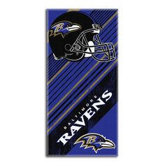 Use this Exclusive coupon code: PINFIVE to receive an additional 5% off the Baltimore Ravens Diagonal Beach Towel at sportsfansplus.com