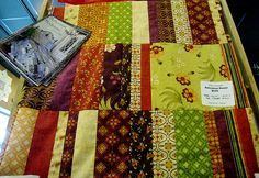 Bohemian Manor Quilt | Flickr - Photo Sharing!