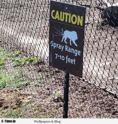Spray Range