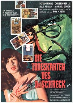 Dr. Terror's House of Horrors (1965) via Germany