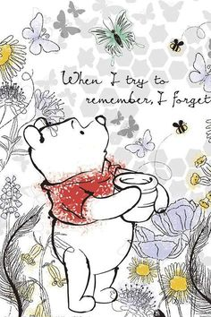 Iphone Wallpaper Disney Quotes Winnie The Pooh Ideas Winne The Pooh, Cute Winnie The Pooh, Winnie The Pooh Quotes, Winnie The Pooh Friends, Wallpaper Iphone Disney, Cute Disney Wallpaper, Cartoon Wallpaper, Trendy Wallpaper, Images Disney