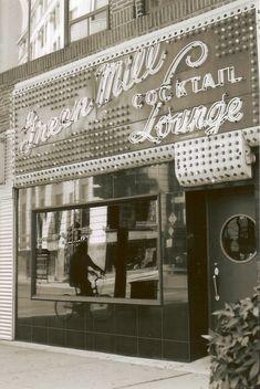 Green Mill - [Chicago, IL] - [Jazz Club] - Uptown Neighborhood