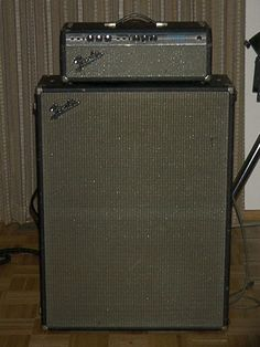 1970's Fender Bassman-amp