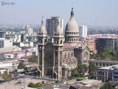 Basilica de los Sacramentinos -Santiago - Pesquisa Google