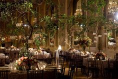 Indoor Garden Wedding Inspiration - NEW Pinterest Board + Money Saving Tips!