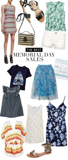 The Best Memorial Day Sales to Shop This Weekend!!
