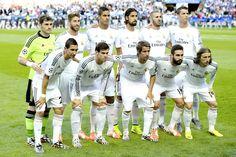 Equipos de fútbol: REAL MADRID Campeón de Europa 2014