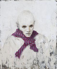 """""""Beuter"""" 2006, oil - Jonas Burgert"""