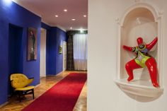 "Vienna according to Altstadt Vienna. Hotel Altstadt Vienna truly is Viennese ""Gemütlichkeit"" in the flesh, uniquely combining cosmopolitan elegance, artist Design Hotel, Romantic Weekend Breaks, Hotel Breaks, Vienna Hotel, Romantic Escapes, Small Luxury Hotels, Common Room, Old World Charm, Lounge Areas"