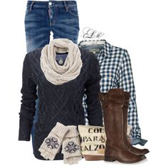 """""""Layers"""" by tmlstyle on Polyvore"""