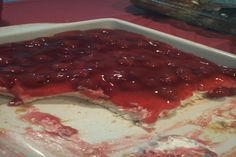 Cherry Cheesecake Dip. Photo by Hippie2MARS