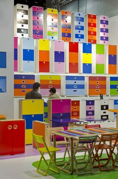 #Colors of #Milan at the #iSaloni #2013 | #Design Build #Ideas #furniture #interiors