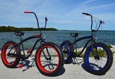 Sikk Quality Bicycles - Custom Beach Cruisers, Fat Tire Cruisers, Beach Cruiser Bike