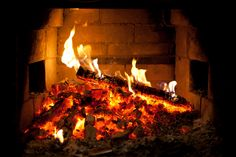 Fireplace #winter