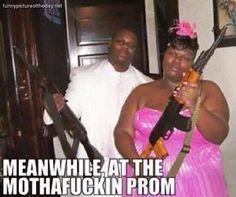 #prom #guns