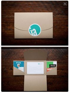 Welcome Packet like how this packet closes on itself. Very neat and there are so many possibilities to share key things with guests. Photography Welcome Packet, Church Welcome Center, Folders, Church Ministry, Folder Design, Church Nursery, Church Design, Brochure Design, Brochure Template