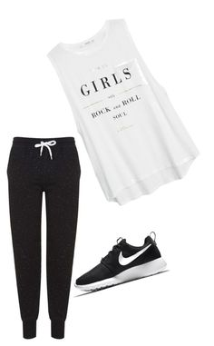"""Gym in Style"" by amna107 ❤ liked on Polyvore featuring interior, interiors, interior design, home, home decor, interior decorating, NIKE, Topshop and MANGO"
