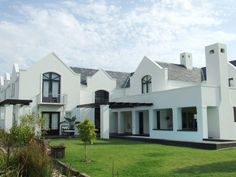 modern cape dutch style residential architecture project in