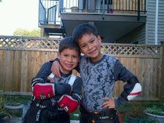 Jake and Josh
