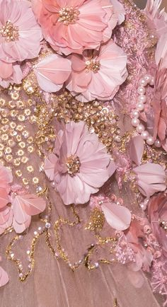 Elie Saab Fall 2016 Couture / Details